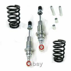 Mustang II IFS Front End Conversion 450lb Spring Adjustable Coil-Over Shocks Kit