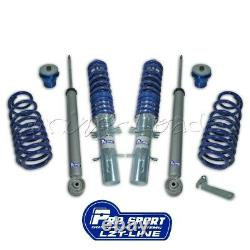 ProSport LZT Coilover Kit for VW New Beetle, 1.8/1.8T/2.0/1.9 TDI, 9C, 1997-2011