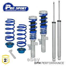 Prosport LZT-Line Coilover Kit Ford Focus Mk3