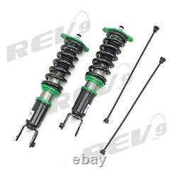 REV9 Hyper Street II Adjustable Coilover Kit For 03-09 Nissan 350Z Z33 All