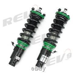 REV9 Hyper Street II Adjustable Coilover Kit For 92-95 Honda Civic EG EJ All