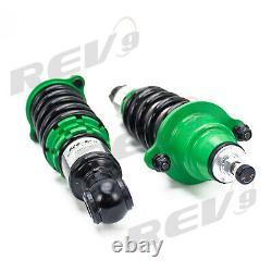 REV9 Hyper Street II Coilover Kit Adjustable for 01-05 Honda Civic Coupe Sedan