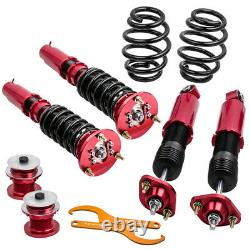 Racing Coilover Adjustable Suspension Kit for BMW E46 98-02 3 Series New