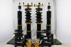 SYC Coilovers Fully Adjustable Coilover Kit FIT Holden Commodore VN-VP
