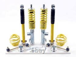Seat Ibiza 6L FK AK Street Coilovers Suspension Kit Height Adjustable 02-08
