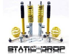 Seat Leon MK2 05-12 FK Street Coilovers Suspension Kit 50mm 1.9TDI 1.6TDI 1.4