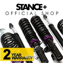 Stance+ Street Coilovers Audi TT Mk1 Coupe & Roadster 1.8T 2WD (8N) 1998-2006