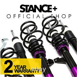 Stance+ Street Coilovers Audi TT TTS Mk2 Coupe & Roadster 2WD 4WD (8J) 2006-2014