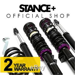 Stance+ Street Coilovers BMW 3 Series E46 Coupe & Saloon 2WD 316-330 (1998-2006)