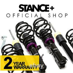 Stance Street Coilovers Ford Fiesta Mk8 1.0 EcoBoost 1.1 1.5 TDCi 2017-2020