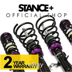 Stance+ Street Coilovers Mini R56 Hatchback One Cooper S D 1.4 1.6 2.0 2006-2013