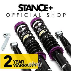 Stance Street Coilovers Peugeot 206 Hatchback 1.1 1.4 1.6 1.9D HDI 1998-2010