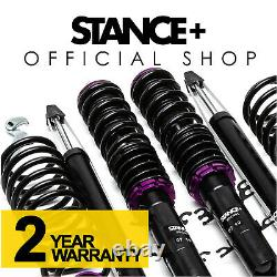 Stance+ Street Coilovers Seat Leon Mk1 (1M) All 2WD inc 1.8T 20v VR6 1999-2005