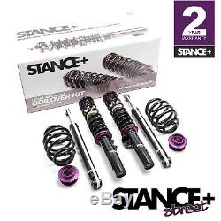 Stance+ Street Coilovers Suspension Kit BMW 3 Series E46 Saloon/Coupe 2WD 98-05