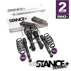 Stance+ Street Coilovers Suspension Kit Mazda 2 (DE/DE1) (07-10) 1.3, 1.5