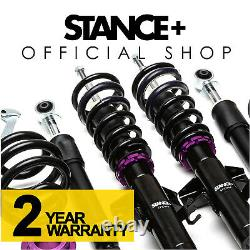 Stance+ Street Coilovers VW Transporter T6 Van T26 T28 T30 2WD 4WD (2015-2020)