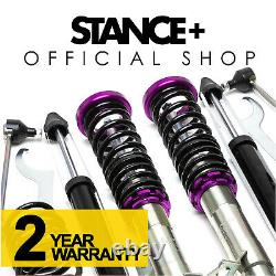Stance Ultra Coilovers Ford Fiesta Mk6 1.0 1.3 1.4 1.6 TDCi 2001-2008