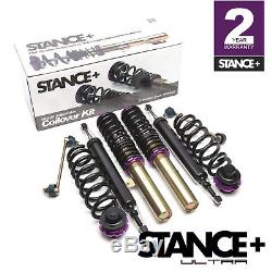 Stance+ Ultra Coilovers Suspension Kit BMW 3 Series E92 Coupe (All Exc. M3)