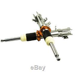 Suspension Shock Absorber For Ford Fiesta Mk7 JA8 MK VI Lowering Coilovers Strut