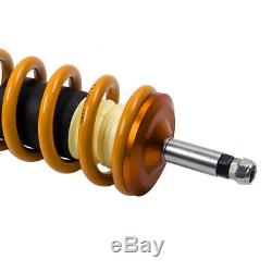 Suspensioneclub Coilovers for VW Golf Mk2 MK3 Lowering Coilover Shock Absorber