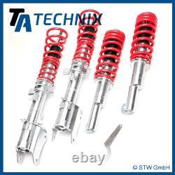Ta Technix Coilover-kit For Alfa Romeo 147 156 Adjustable Suspension Tuv