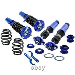 Upgrade Coilovers for BMW E46 328 325 330 adjustable Springs Lowering 1999-2005