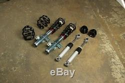 VW T5 T30 03 to 15 LOW PRO Adjustable Coilover Kit- Premium Quality/ Afford Cost