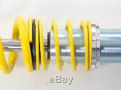 VW Touran 1T FK AK Street Coilover Kit Height Adjustable Suspension 03-06 with55mm