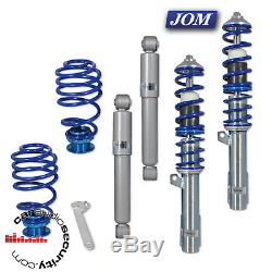 Vauxhall Astra G, Coupe, Zafira A, Adjustable Coilover Suspension Kit 741017