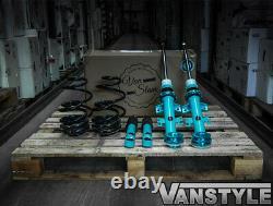 Vw T6 Transporter Adjustable Coilovers 5forty Vanslam Lowering Kit T26 T28 T30